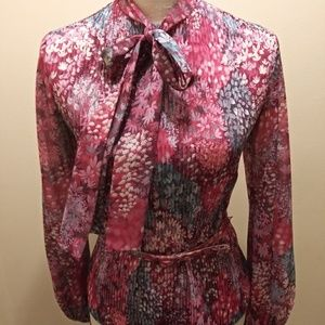 Tops - 1970's blouse